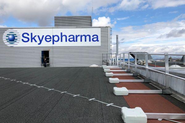 garde corps Skypharma