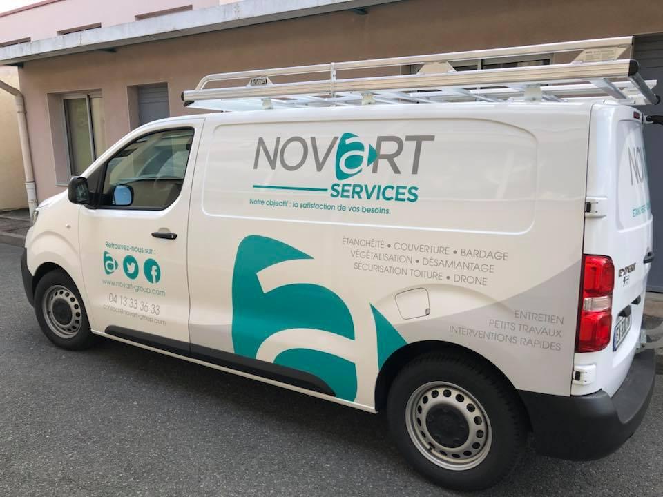 novart service